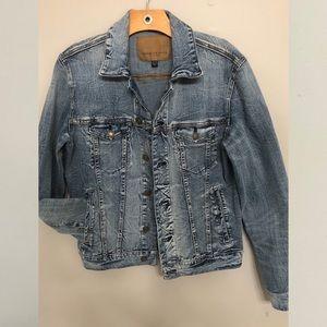American Eagle Denim Jacket Men's Small Blue